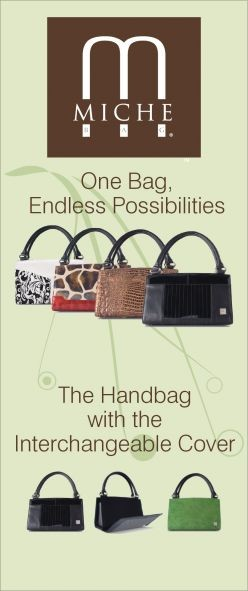 Miche Bags- Unique Designer Handbags