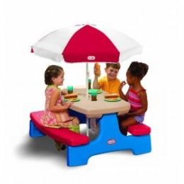 Umbrella Hole Patio Tables | Umbrella Hole Outdoor Tables