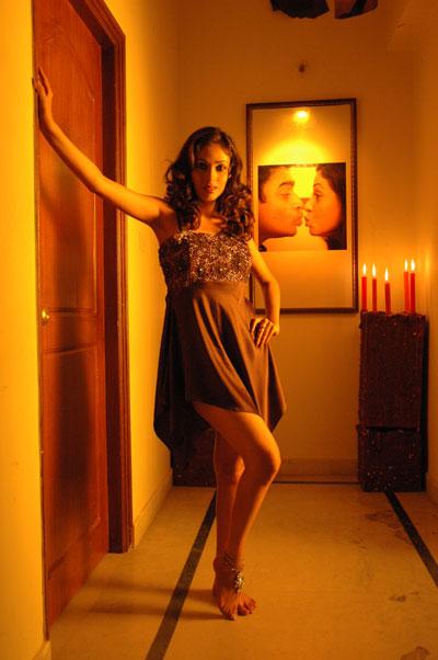 Hot Nighty Dress Sadha