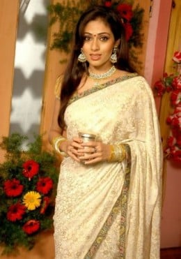 Hot Saree Show Sadha