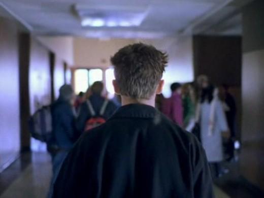 Follow Elias through the school