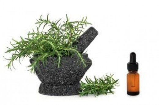 Aromatherapy formulas recipes