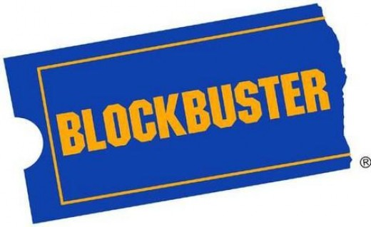 Blockbuster -- image credit: Blockbuster