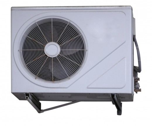 Wall fans can cool you down.