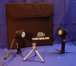 PS-101 Portable Lighting Studio