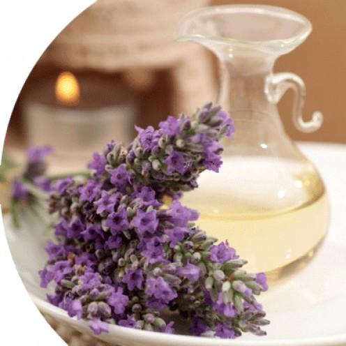 Aromatherapy heals.