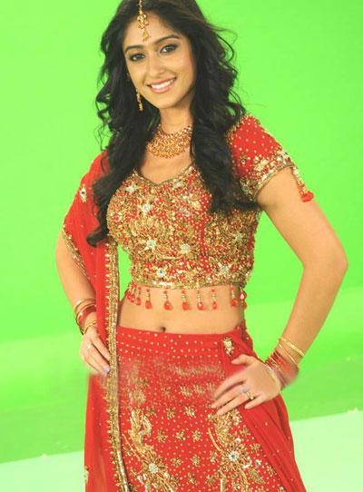 Red dress of Ileana Telugu Actress & Model