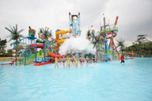 Chimelong waterpark