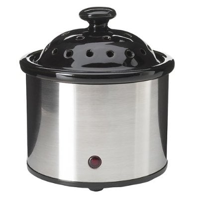 Stainless Steel (with ceramic top) Potpourri Cooker