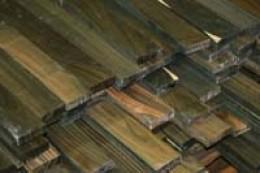 Guaiacum officinale wood