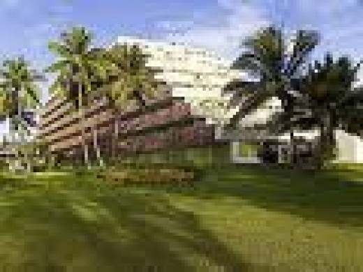 Maeva Hotel in Tahiti