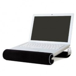 iLap Laptop Stand Adjusts to Lap and Desk
