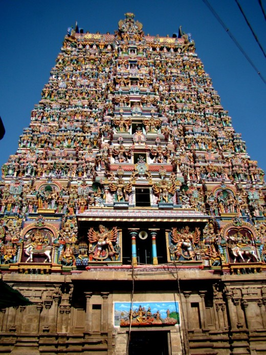 Awesome Gopuram