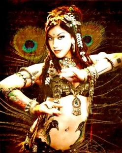 Sharon Kihara, Tribal Fusion Belly Dance Star