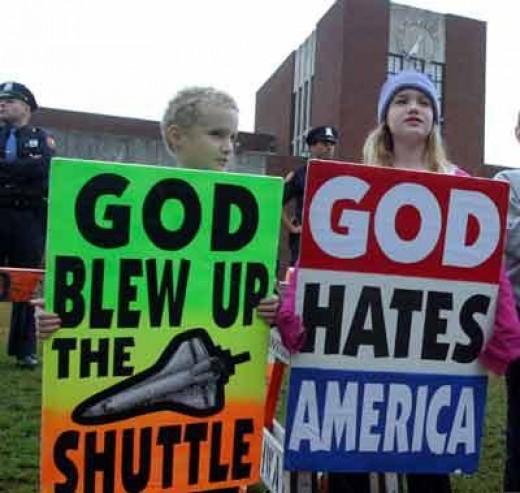 God Hates America