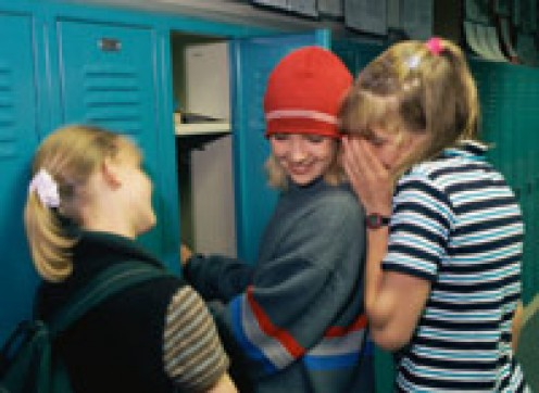 Whispers and secrets can cut deep when girl bullies are involved