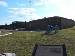 Fort McHenry Outer Walls