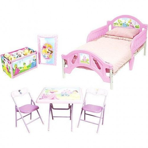 Disney Princess Room in a Box