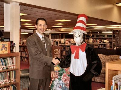 Some People Dress Up As Their Favorite Dr. Seuss Character