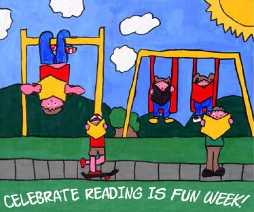 The Purpose Of Read Across America Day Is To Show Reading Can Be Fun As Well As Important