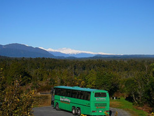 The Kiwi Bus Drivers know where the best scenery and Adrenaline packed events are situated.