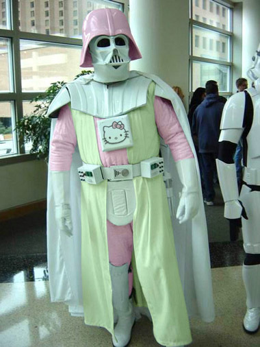 Who knew Darth Vader could be genderqueer?