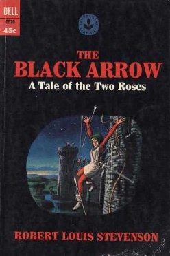 The Black Arrow by Robert Louis Stevenson, summary