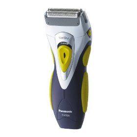 Buy Panasonic ES4026NC Pro Curve Rechargeable Double Blade Wet-Dry Men's Shaver Online