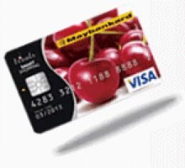 debit card visa maybank