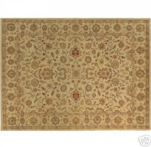 Where would you put YOUR new hand tied 100% wool Nevena Rug?