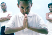 Parents and Children can spend quality time practicing Martial arts