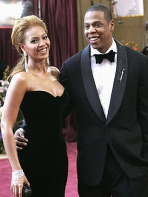 jay z wedding pics. Jay z and Beyonce Knowles
