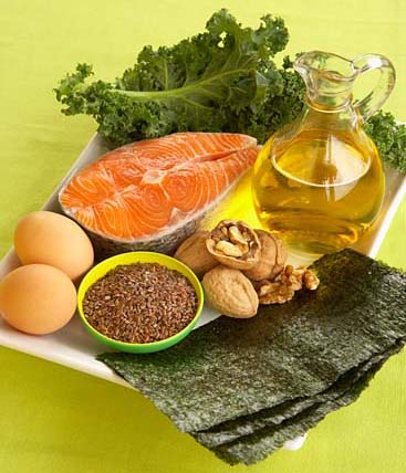 Healthy fats are actually waistline-friendly.
