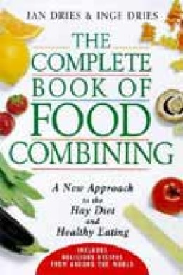 For more information on food combining and how to food combine, as well as the benefits of food combining, I highly recommend, The Complete Book of Food Combining, by Jan Dries & Inge Dries.