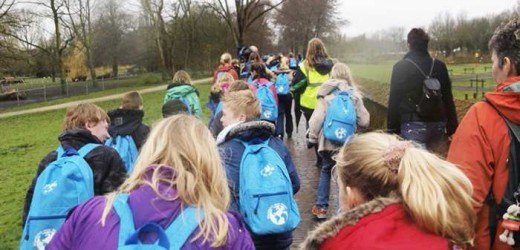 One Way To Observe World Water Day Is To Take Part In A Walk Or Other Benefit Activity