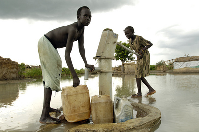 One Main Problem World Water Day Tries To Bring Awareness Is The Lack of Clean Drinking Water Around The World