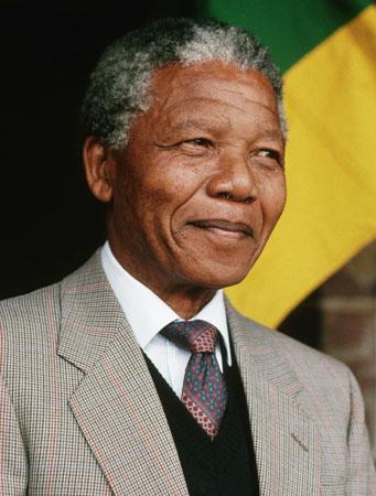 Good Leader - Nelson Mandela