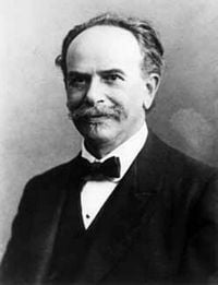 Franz Boas (July 9 1858 – December 21 1942)