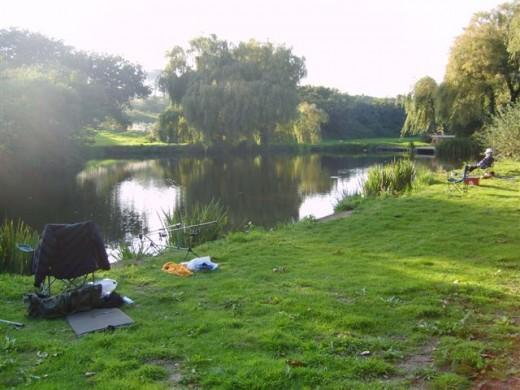 Les Rouvets Lake 2