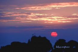 Sunset at Corregidor