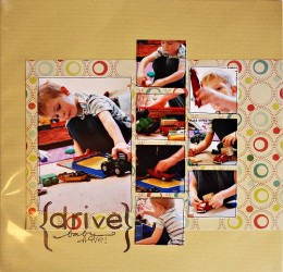 Scrapbook Layouts With Kids: Beyond Birthdays and Holidays
