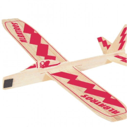 how to make a plane out of balsa wood