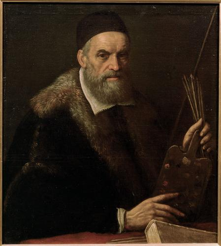 Self Portrait later in life
