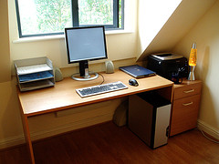 Future Home Office (Flickr)