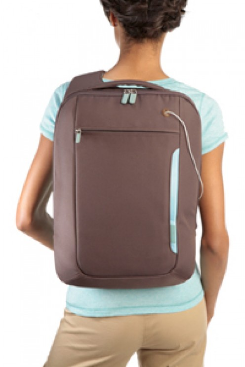 Look good with this laptop bag