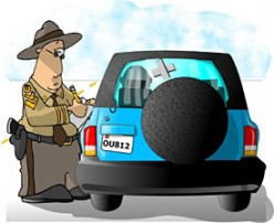 Talk your way out of a traffic ticket and save the points