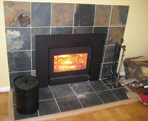 Morso Fireplace Insert. Photo Courtesy of A Siegel http://www.flickr.com/photos/a_siegel/3278774622/ under Creative Commons Attribution License
