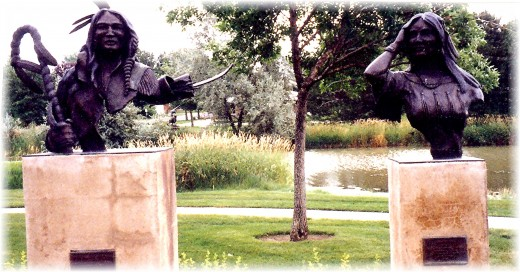 Viewed in Benson Park