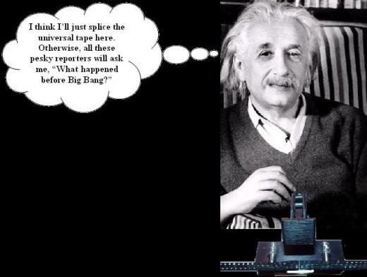 motstandere av big bang teorien