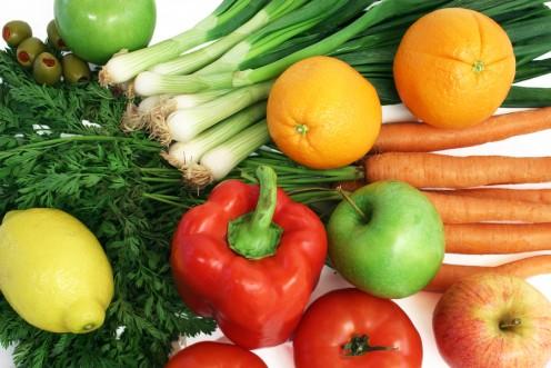Organic produce tastes better.
